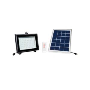 HGH309012-01 Ηλιακός προβολέας 60 LED με τηλεχειριστήριο