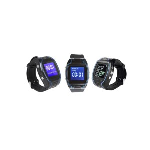 HGS859003 Επαγγελματικό ρολόι GPS με κουμπί SOS Easysos