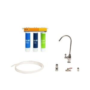 HGW457001 Σύστημα καθαρισμού νερού 3 σταδίων με μεμβράνη υπερδιήθησης FT-LINE-3UF