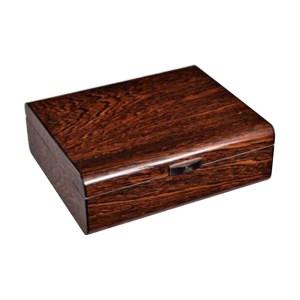 edk951017-01 Υγραντήρας 30 πούρων από ξύλο καρυδιάς Lubinski Q251