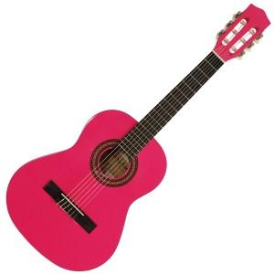 Κλασική Κιθάρα Ροζ 3/4 JUANITA | Online 4U Shop