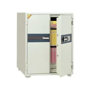 Χρηματοκιβώτιο πυρασφάλειας δίπορτο Diplomat EH77-S300 | Online 4U