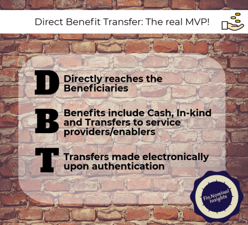 What is Direct Benefit Transfer (DBT)?