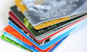 credit card tab