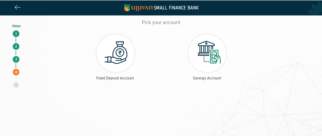 ujjivan small finance bank savings account