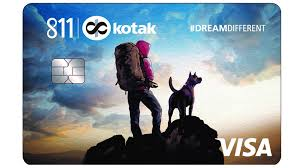 kotak 811 credit card