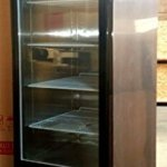 27-1-Door-Upright-Stainless-Steel-Glass-Window-Reach-In-Freezer-Merchandiser-Display-Case-MCF8701-21-Cubic-Feet-Commercial-Grade-0