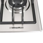 28-in-Silver-Stainless-Steel-3-Burner-Built-In-Stove-NG-Gas-Cooktop-Cooker-8350W-0-0