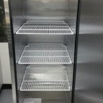 29-Upright-Stainless-Steel-1-Door-Commercial-Freezer-226-Cubic-Feet-MBF-8001-for-Restaurant-0-0