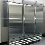 81-Freezer-Three-Locking-Doors-Commercial-Restaurant-72-Cu-Ft-304-Grade-Stainless-Steel-Digital-Control-9-Shelves-5-Year-Compressor-Warranty-CFD-3FF-0