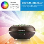 Alfawise-300ml-Essential-Oil-Diffuser-Aromatherapy-Humidifier-Works-with-Alexa-7-Colors-LED-Lights-Adjustable-Waterless-Auto-Shut-off-Mist-Aroma-for-Office-Home-Bedroom-Living-Room-Yoga-Spa-Salon-Use-0-0