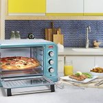Americana-ERO-2600BL-Americana-Collection-Retro-6-Slice12-Pizza-Toaster-oven-Blue-Blue-0-1