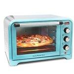 Americana-ERO-2600BL-Americana-Collection-Retro-6-Slice12-Pizza-Toaster-oven-Blue-Blue-0