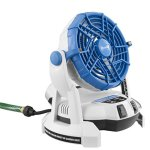 Arctic-Cove-MBF0181-18-Volt-Bucket-Top-Misting-Fan-with-2-Speeds-Battery-and-Charger-Included-0