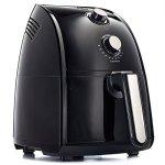 BELLA-14538-1500W-Electric-Hot-Air-Fryer-with-Removable-Dishwasher-Safe-Basket-25-L-Black-0-2