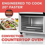 BLACKDECKER-TO3230SBD-6-Slice-Convection-Countertop-Toaster-Oven-Includes-Bake-Pan-Broil-Rack-Toasting-Rack-Stainless-Steel-Convection-Toaster-Oven-0-0