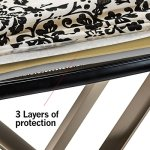 Bartnelli-51×19-Inch-Multi-layered-T-Leg-Extra-Wide-Ironing-Board-0-0
