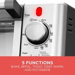 Black-Decker-Rotisserie-Convection-Countertop-Toaster-Oven-Silver-TO4314SSD-0-0