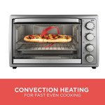 Black-Decker-Rotisserie-Convection-Countertop-Toaster-Oven-Silver-TO4314SSD-0-2
