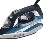 Black-Decker-X2150-2200-Watt-Auto-Shut-Off-Steam-Iron-220-Volts-Not-for-USA-European-cord-0-1