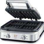 Breville-BWM604BSSUSC-the-Smart-Waffle-Batter-Silver-0