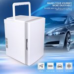 BuySevenSide-Mini-Compact-Portable-18-Liter-Refrigerator-for-Home-Office-Car-or-Boat-The-Best-Mini-Fridge-With-Thermoelectric-Cooler-and-Warmer-System-0-1
