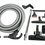 Cen-Tec-Systems-92718-Central-Vacuum-Low-Voltage-Attachment-Kit-with-Switch-Control-30-Hose-0
