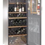 Climadiff-EV504ZXUL-Theatrical-Multi-Temperature-203-Bottle-Wine-Cabinet-0