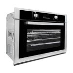 Cosmo-COV-309DB-Stainless-Steel-Electric-Wall-Oven-0-1