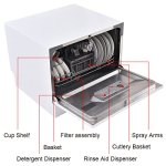 Costway-Countertop-Dishwasher-Stainless-Steel-6-Place-Setting-Portable-Compact-Tabletop-Kitchen-White-0-0