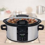 Crockpot-SCCPVC600LH-S-Lift-Serve-Locking-Hinged-Lid-Slow-Cooker-6-quart-Stainless-Steel-0-0
