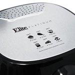 Elite-Platinum-EAF-1506D-Electric-Digital-Air-Fryer-35-Quart-1400W-Black-Includes-Recipe-Book-with-26-Colored-Recipes-0-0