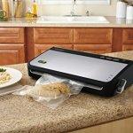 FoodSaver-FM2435-ECR-Vacuum-Sealing-System-with-Bonus-Handheld-Sealer-and-Starter-Kit-Silver-0-2