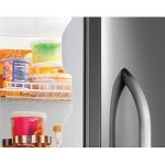 Frigidaire-FFFH21F4QT-34-Upright-Freezer-with-205-Cu-Ft-Capacity-Bright-Lighting-Lock-With-Pop-Out-Key-Defrost-Water-Drain-and-Adjustable-Temperature-Control-in-Classic-0-2
