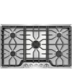 Frigidaire-FGGC3645QS-36-Gas-Cooktop-Stainless-Steel-0