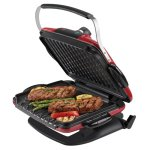 George-Foreman-GRP90WGR-Next-Grilleration-Electric-Nonstick-Grill-with-5-Removable-Plates-Red-0-1