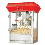 Great-Northern-Popcorn-6100-8-ounce-Foundation-Red-Antique-Style-Popcorn-Popper-Machine-0-0