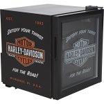 Harley-Davidson-Nostalgic-Bar-Shield-Beverage-Cooler-Black-0