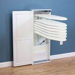 Household-Essentials-18300-1-Iron-N-Fold-Cabinet-Adjustable-Foldaway-Ironing-Board-0-1