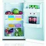Impecca-RA-2103ST-Frost-Free-99-cuft-Apartment-Refrigerator-with-Top-Mount-Freezer-Stainless-Steel-0-0