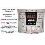 Instant-Pot-IP-LUX60-6-in-1-Programmable-Pressure-Cooker-633-Quart-1000-Watt-0-1
