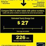 Keystone-KSTRC44CW-Compact-Single-Door-Refrigerator-with-Freezer-Section-44-Cubic-Feet-White-0-0