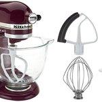 KitchenAid-KSM105-5-Qt-Tilt-Head-Stand-Mixer-with-Glass-Bowl-0