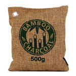 Kmise-Reusable-Bamboo-Charcoal-Bag-Odor-Deodorizer-Air-Purifying-Freshener-4-x-500g-All-Nature-Bamboo-for-Home-Cars-Closets-Bathrooms-and-Pet-Areas-0-4