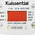 Kuissential-2-Pound-Programmable-Bread-Machine-w-Auto-Fruit-and-Nut-Dispenser-13-Settings-and-13-Hour-Delay-Timer-0-2