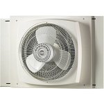 Lasko-REVERSIBLE-ENERGY-EFFICIENT-Window-Fan-with-All-NEW-Exclusive-Storm-Guard-Feature-and-3-Whisper-Quiet-Speeds-Fits-Most-Windows-0