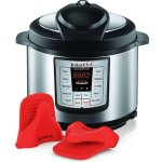 Latest-Model-Instant-Pot-Ip-lux60-enw-Stainless-Steel-6-in-1-Pressure-Cooker-with-Mini-Mitts-0