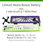 Lithium-Neato-Replacement-Battery-For-Neato-Botvac-70e-75-80-85-and-Botvac-D75-D80-D85-Series-7200mAh-Side-Brush-and-HEPA-Filter-included-0