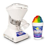 Little-Snowie-2-Ice-Shaver-Premium-Shaved-Ice-Machine-and-Snow-Cone-Machine-with-Syrup-Samples-0