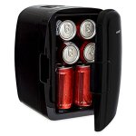 Magnasonic-Portable-8-Can-Mini-Fridge-Cooler-Warmer-5L-Capacity-Fully-Insulated-Thermoelectric-110V-12V-ACDC-Power-for-Home-Office-Car-RV-Boat-0
